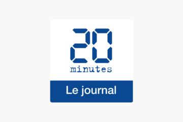 20 minutes (logo)
